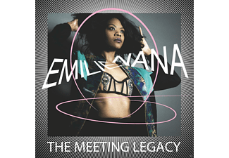 Emilie Nana - The Meeting Legacy (2lp+Cd Edition) - (LP + Bonus-CD)