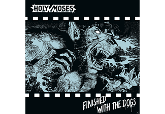 Holy Moses - Finished With The Dogs (Ltd.Silver Vinyl) - (Vinyl)