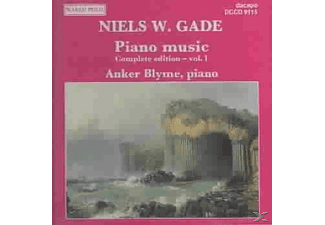 Anker Blyme - Piano Works-Vol.1 [CD]