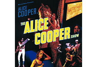 Alice Cooper - The Alice Cooper Show (CD)