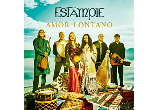 Estampie - Amor Lontano - (CD)