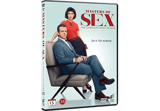 Masters of Sex S1 Drama DVD