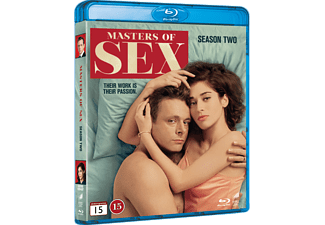 Masters of Sex S2 Drama Blu-ray
