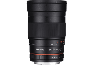SAMYANG 135MM F2.0 Sony E
