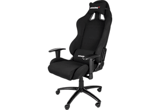AKRACING K7012 Svart/Svart Gamingstol