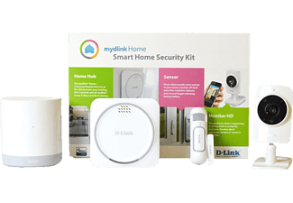 D-LINK Smart Home Security Kit - (DCH-107KT)