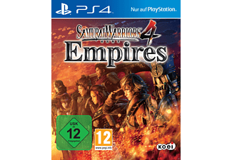 PS4 SAMURAI WARRIORS 4 EMPIRES - PlayStation 4