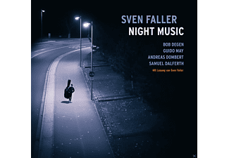 Sven Faller, VARIOUS - Night Music - (CD)