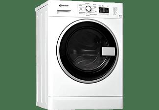 BAUKNECHT WATK Prime 8614, 8 kg/ 6 kg Waschtrockner, 1400 U/Min., A, Weiß