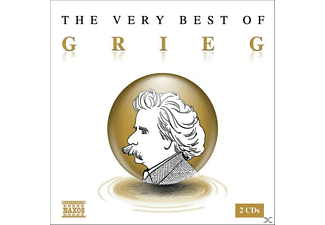 VARIOUS - Best Of Grieg,Very - (CD)