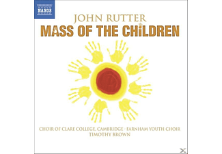 VARIOUS, Brown/Clare College/Farnham Yo - Mass Of The Children - (CD)