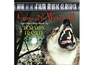 Royal Liverpool Philharmonic Orchestra, Davis Carl - Curse Of The Werewolf - (CD)