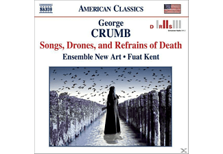 Ensemble New Art - Songs,Drones,And Refrains - (CD)