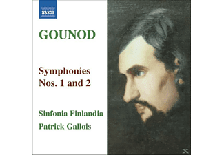 VARIOUS, Patrick Gallois - Sinfonien 1 & 2 - (CD)
