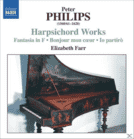 Elizabeth Farr, Elisabeth Farr - Cembalomusik [CD]