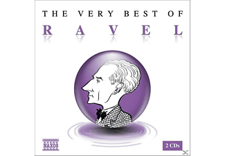 VARIOUS - Best Of Ravel,Very - (CD)