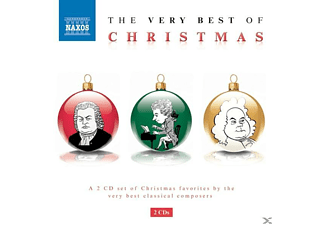 VARIOUS - Best Of Christmas,The Very - (CD)