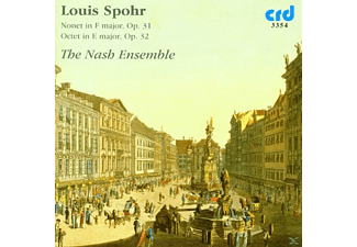 Nash Ensemble - Nonett F-Dur/Oktett E-Dur - (CD)
