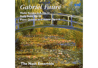 Nash Ensemble - Violin Sonata op.13/Dolly Suite Op. 56 - (CD)