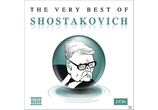 VARIOUS - Best Of Shostakovich,Very - (CD)