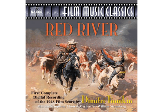 Dimitri Tiomkin, Stromberg/Moskau So - Red River - (CD)