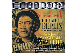 Moscow Symphony Orchestra, Adriano/Moskau SO - Fall Of Berlin/Unforgettable Y - (CD)