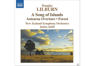 VARIOUS, James Judd New Zealand Symphony Orchestra - Orchesterwerke - (CD)