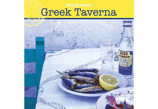 Theodorakis/Piraeus Dance Ensemble/Athen - Greek Taverna - (CD)