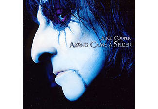 Alice Cooper - Along Came a Spider (CD)