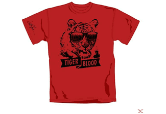 Tiger Blood (T-Shirt Größe L)