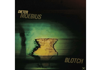 Moebius - Blotch - (CD)