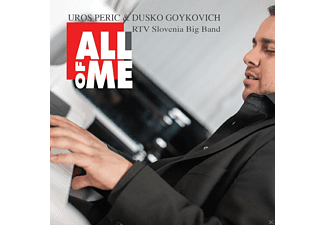 RTV Slovenia Big Band - All Of Me - (CD)