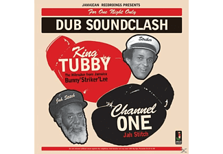 King Tubby Vs Channel One - Dub Soundclash:King Tubby Vs Channel One - (Vinyl)