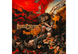 Hate Eternal - Infernus (Black Gatefold Vinyl) - (Vinyl)