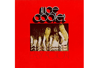 Alice Cooper - Easy Action (CD)