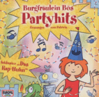 Burgfräulein Bös - Burgfräulein Bös Partyhits - (CD)