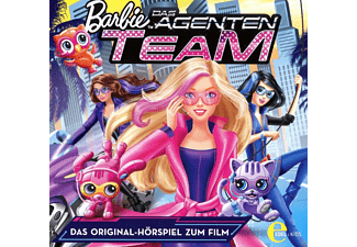 Barbie - Barbie In:Das Agenten-Team - (CD)