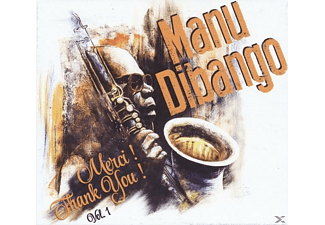 Manu Dibango - Merci ! Thank You ! Vol. 1 - (CD)