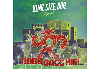 Robo Bass Hifi - King Size Dub Special - (CD)