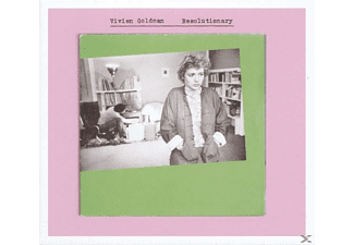 Vivien Goldman - Resolutionary (Songs 1979-1982) - (CD)
