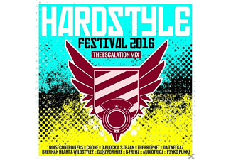 Various - Hardstyle Festival 2016 [CD]