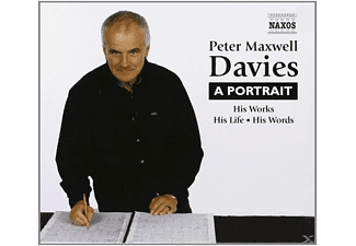 VARIOUS - A Portrait-His Works His Life - (CD)