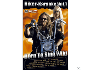 Biker-Karaoke Vol.1 Born to Sing Wild - (DVD)