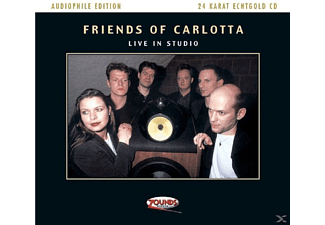 Friends Of Carlotta - Gold-Cd Live In Studio [CD]