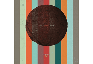 Pilot Balloon - Eleven Crooked Things (+Poster+Cd) - (Vinyl)