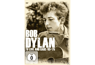 Dylan, Bob / Cash, Johnny - Bob Dylan Tv Live And Rare 63-75 - (DVD)