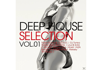 VARIOUS - Deep House Selection Vol.1 - (CD)