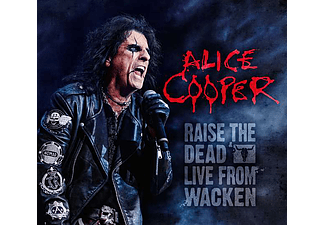Alice Cooper - Raise the Dead - Live from Wacken (DVD + CD)