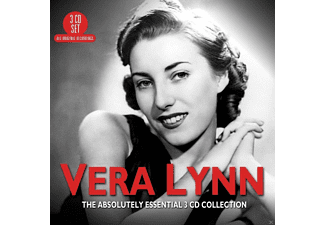 Lynn Vera - The Absolutely Essential 3 Cd Collection - (CD)