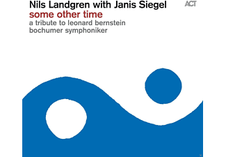 Nils Landgren, Janis Siegel - SOME OTHER TIME-A TRIBUTE TO LEONARD BERNSTEIN - (CD)